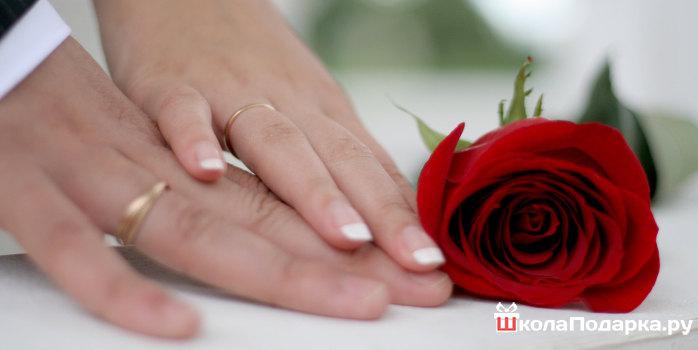 Видео подарок на годовщину свадьбы жене букет в коробке с доставкой москва недорогие
