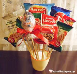 Оригинальный подарок парню своими руками-конфеты