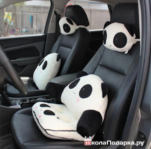 Оригинальный подарок парню своими руками-подушка в автомобиль