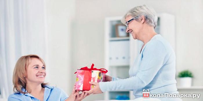 Идеи подарков на день рождения свекрови