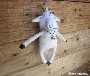 подарки на новый год. Символ 2015 года - овца.