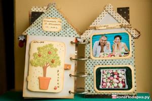 подарок родителям на годовщину свадьбы-handmade