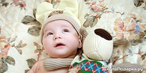 Варианты подарков для новорожденного мальчика