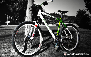 подарок мальчику на 12 лет-велосипед