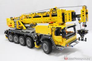 подарок мальчику на 12 лет-lego technic