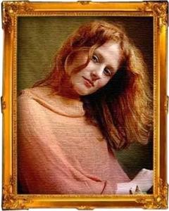 Картина женщине в подарок