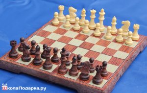 подарок мужчине на 65 летие-шахматы