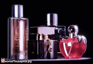 что подарить женщине скорпиону-парфюм
