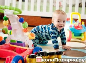 что подарить ребенку на полгода-требования к презенту