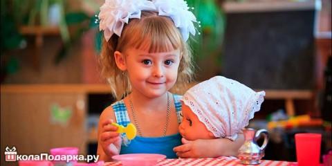 Как выбрать подарок для девочки на 3 года?