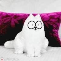 плюшевый-кот-в-подарок-девушке