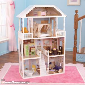 кукольный домик девочке на 8 марта