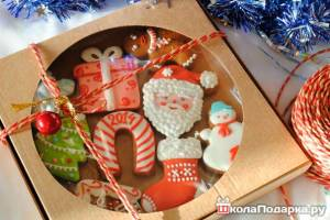 рождественские-печенья