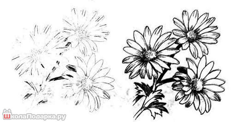 как-рисовать-цветы-маме3