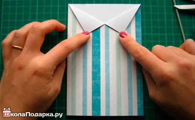 Как нарисовать подарок папе на день рождения