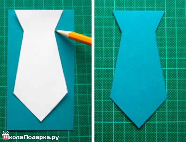 Рубашка из бумаги для папы на день рождения своими руками