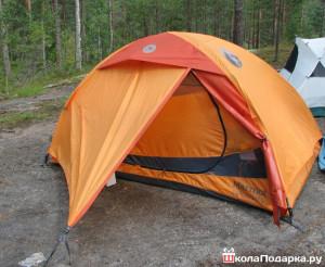 палатка в подарок