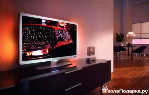 телевизор в подарок на 60 лет