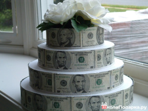 Подарок от подруг невесты на свадьбу
