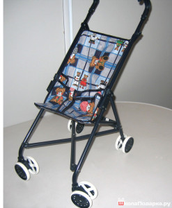 кукольная коляска