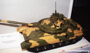 модель танка