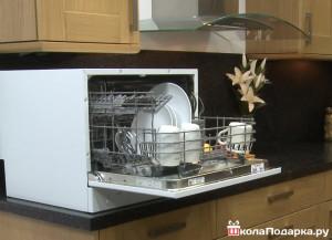посудомоечная машина для молодой мамы