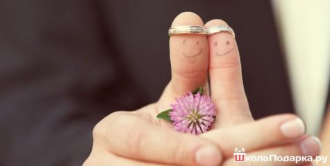 Лучшие и прикольные подарки молодожёнам на свадьбу!