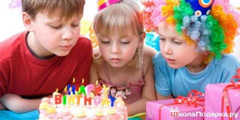 Выбираем подарки детям на день Рождения