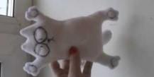 Как сшить игрушку Simon's Cat