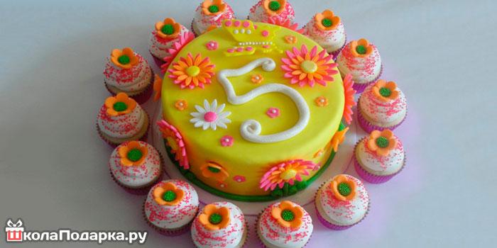 Подарок девочке 5 лет на день рождения фото