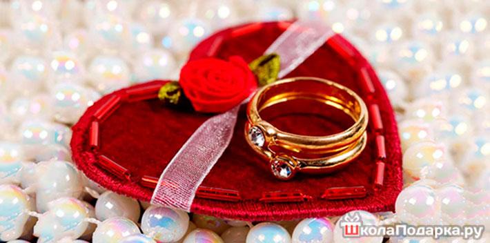 Романтичный подарок девушке, любимой