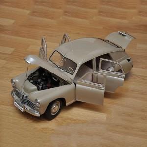 Модель автомобиля победа