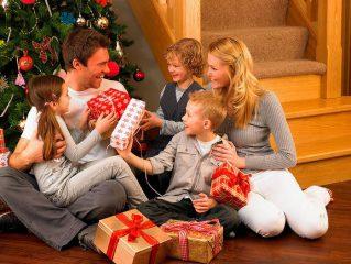 Что дарить родным и близким на Новый год 2020