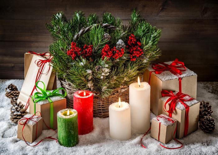 подарки на Новый год на 500, 1000, 1500, 2000 рублей
