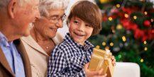 Выбираем подарки внукам на Новый год 2020