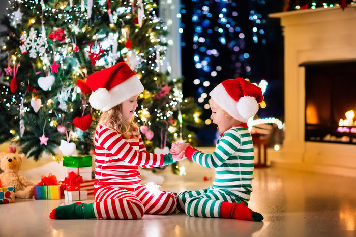 Подарок ребенку 2-3 лет на Новый год