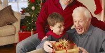 Список недорогих подарков дедушке на Новый год