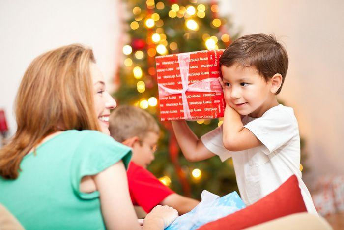 Подарок сыну 5–6–7 лет на Новый год
